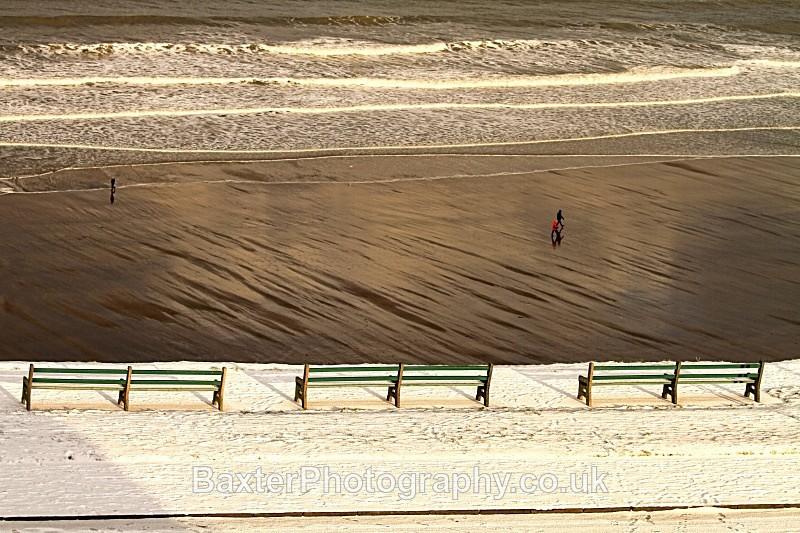 Sun, Sea, Sand & Snow (3 Benches) - Whitby