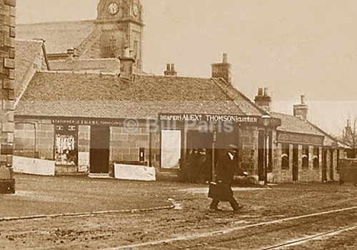 Charing  Cross Larkhall - Archive.