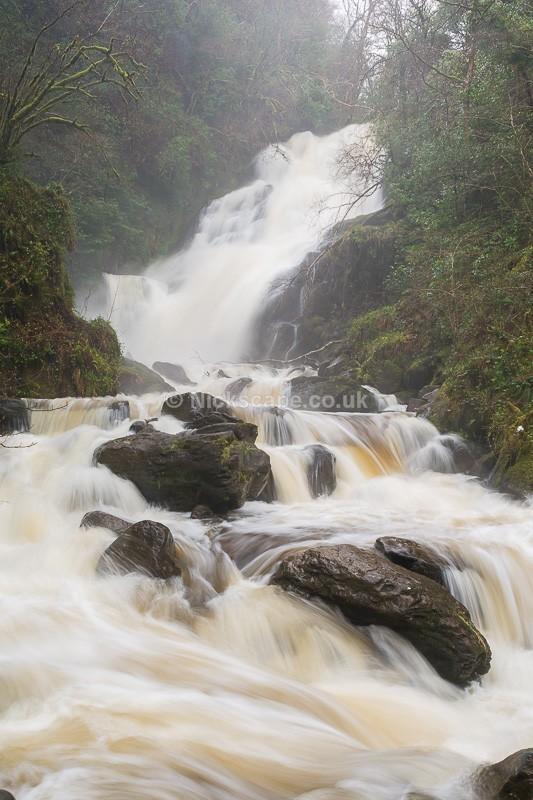Torc Waterfall - Killarney - Co Kerry - Ireland - Ireland