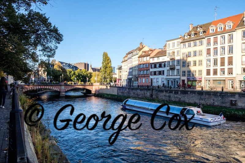 River Boat Strasbourg - Switzerland