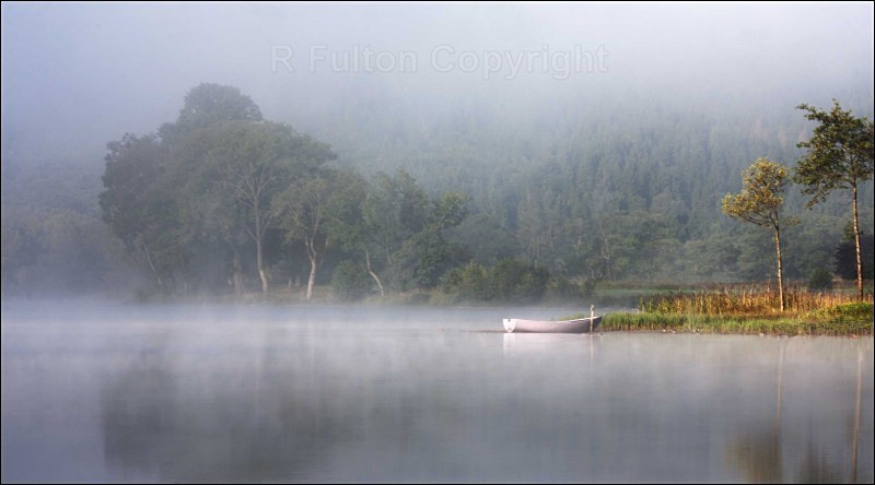 The White Boat - Landscapes