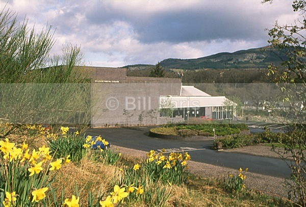 Pitlochry Festival Theatre. - Land and Sea