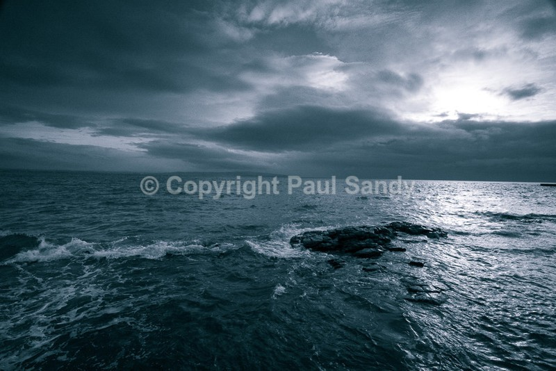 Troon seascape, Scotland - Featured Images