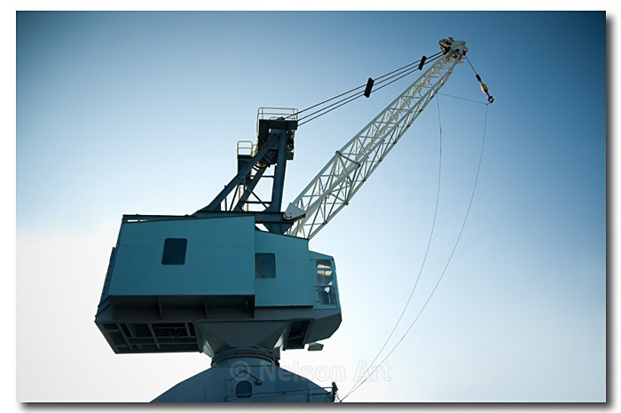 Dockyard Crane - Machines