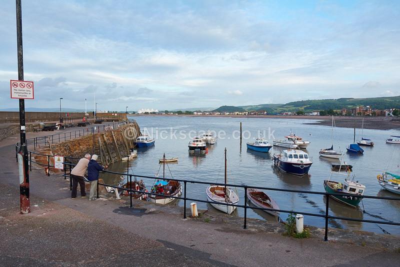 Minehead Harbour - Exmoor