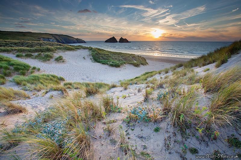 Holywell Beach - Cornwall - North Coast 2