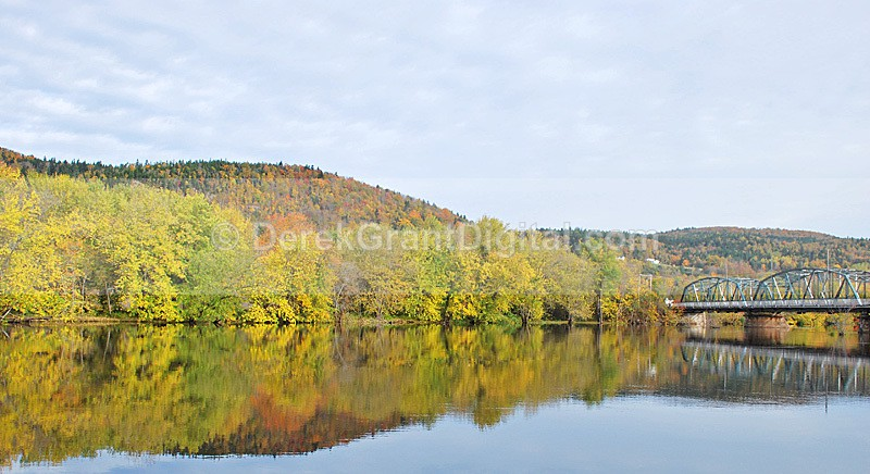The Kennebecasis River @ Hampton New Brunswick - New Brunswick Landscape