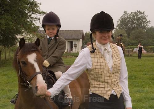 40 - Moniaive Horse Show 2008