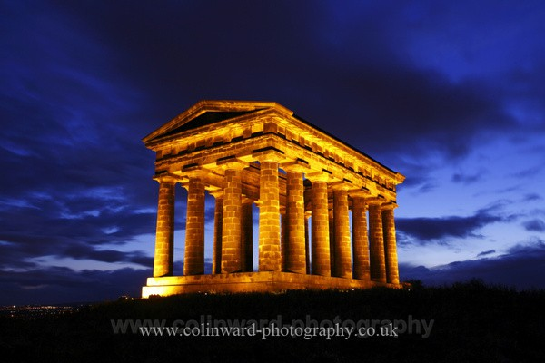 Penshaw Monument Ref 1145 - Tyne and Wear