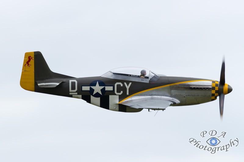 17 P-51D Mustang