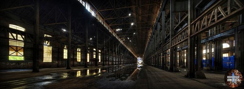 Bethlehem Steel (Bethlehem, PA) | Machine Shop 2 - Bethlehem Steel