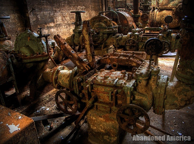 Crawford Power Station (Middletown, PA) | Submerged - Crawford Power Station