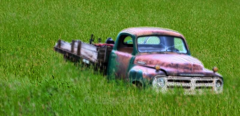 truck - Palouse