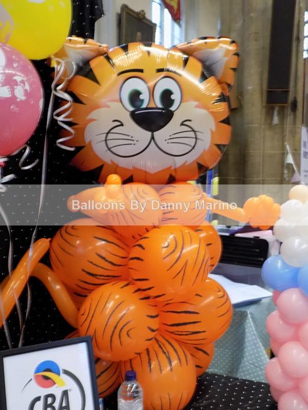 - Balloon Sculptures