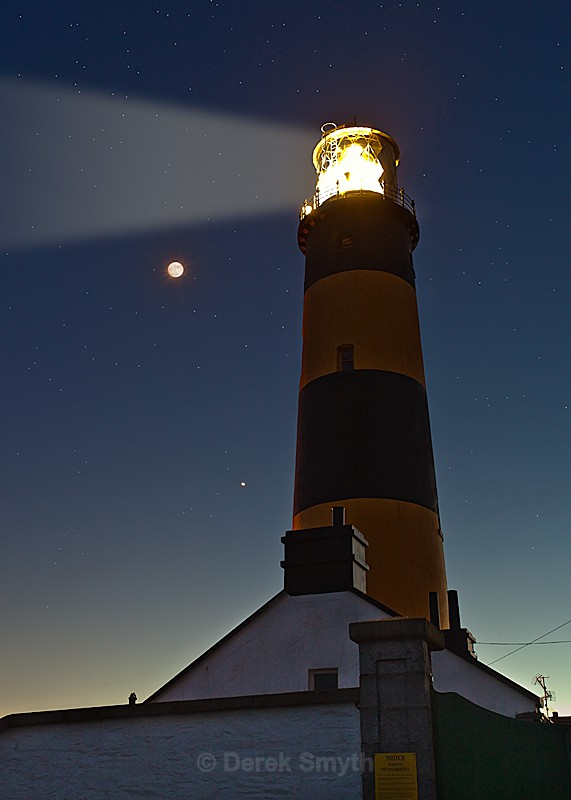Lights To Guide You - St John's Point Lighthouse