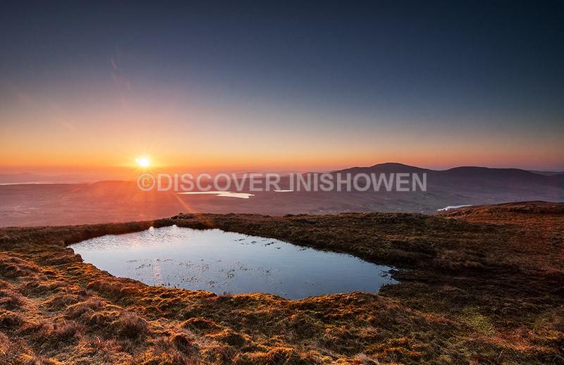 Sunrise at Bulbin - Nature