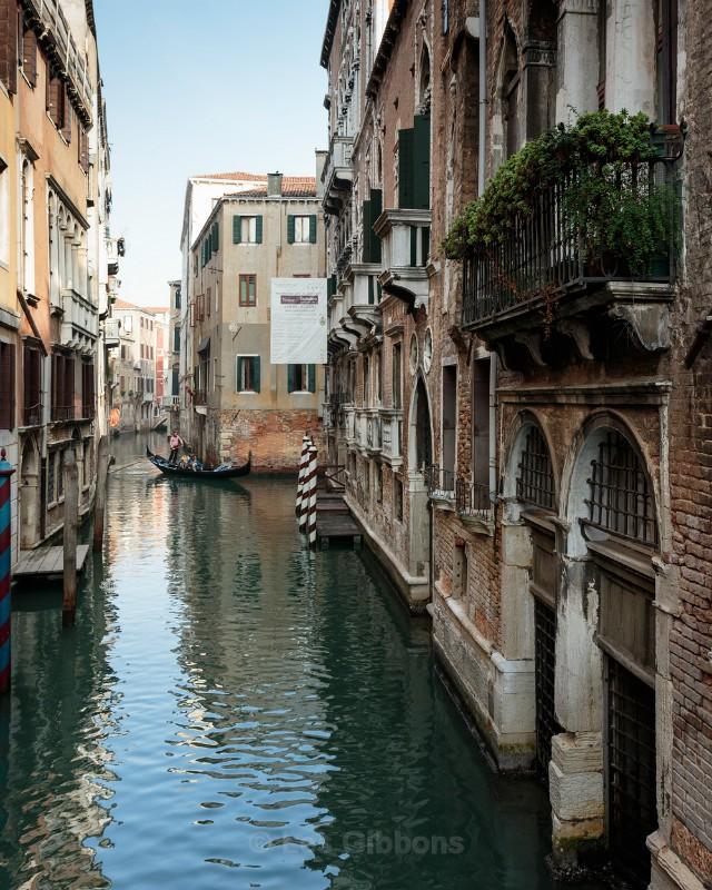 Canal - Venice