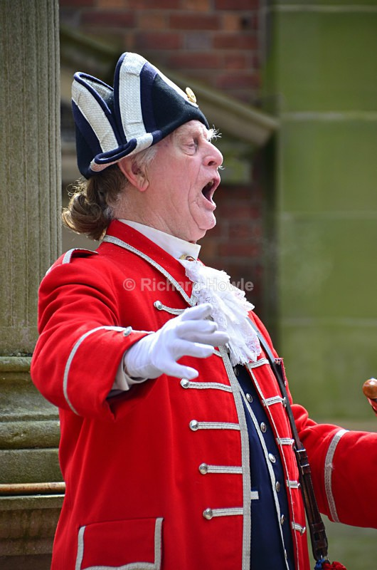 Town Crier 54 - Town Crier Competition