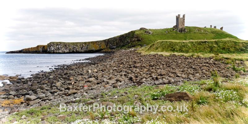 Dunstanburgh Castle (1) - Northumberland