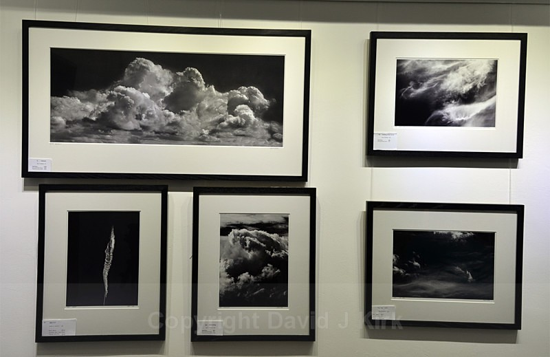 Group view of framed selection - Cloudscapes