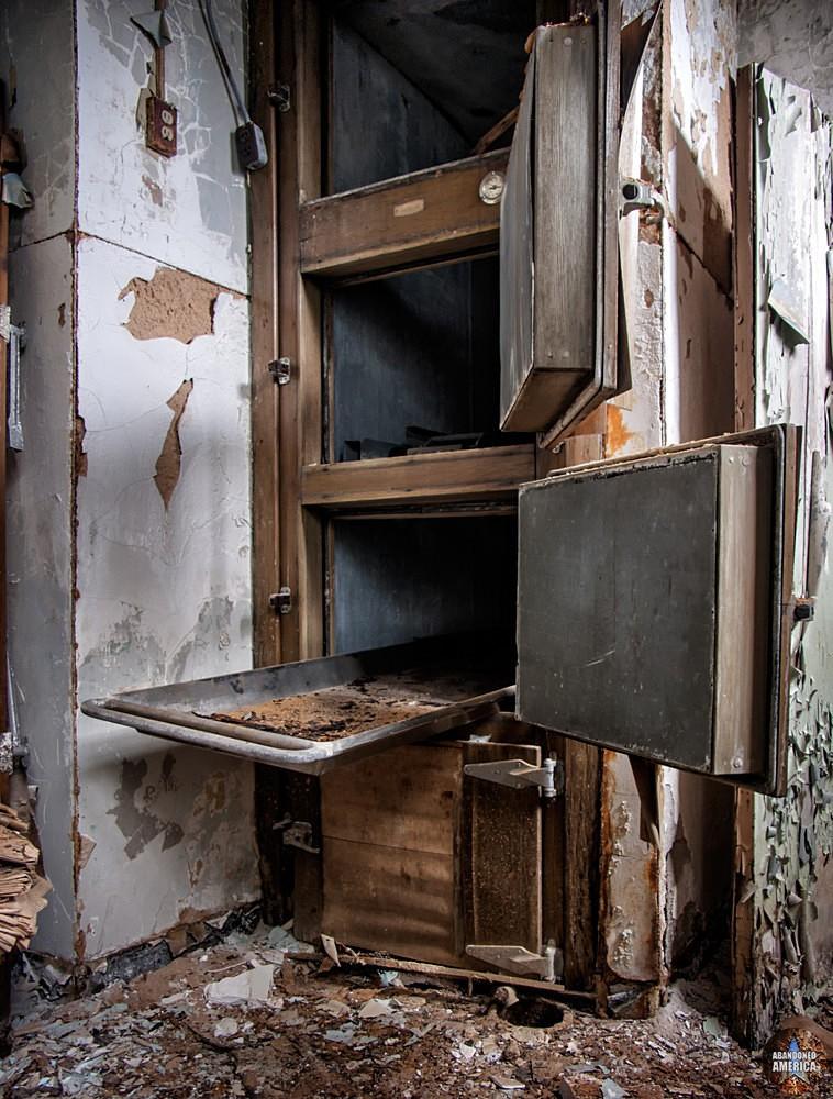 Forest Haven (Laurel, MD) | Morgue Drawers - Forest Haven