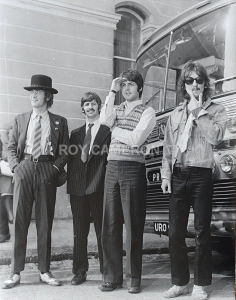 Beatles Group - Rare Beatles pics.