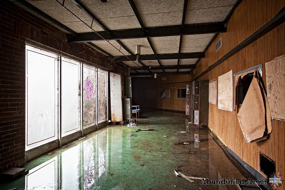 - The Abandoned Aquarium