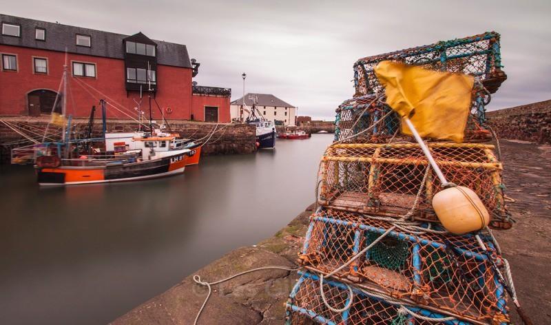 Dunbar harbour3 - East Coast - North Berwick and Dunbar