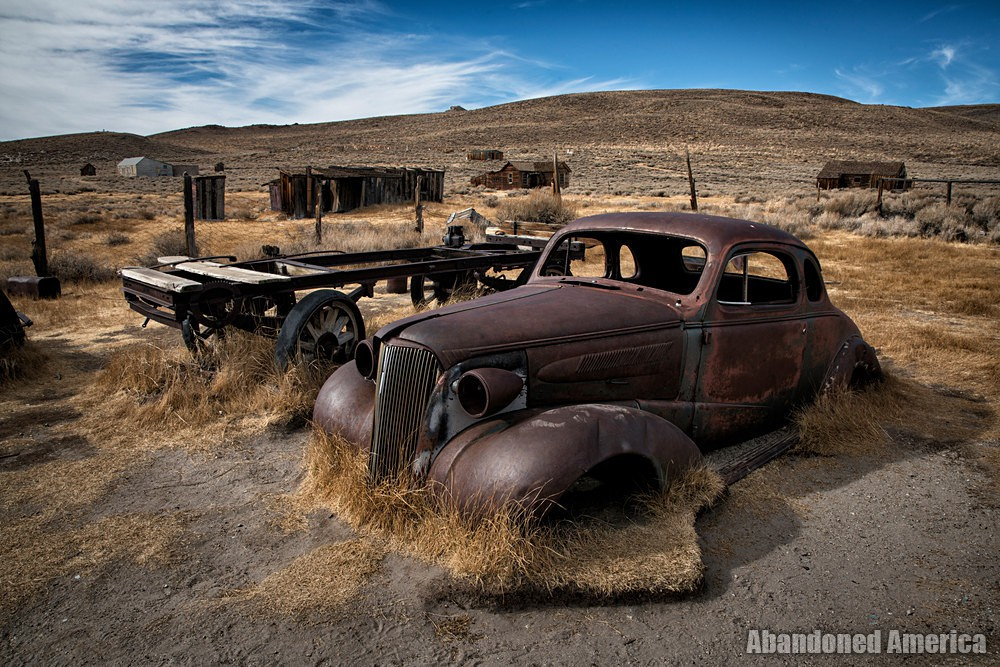 - Bodie, California