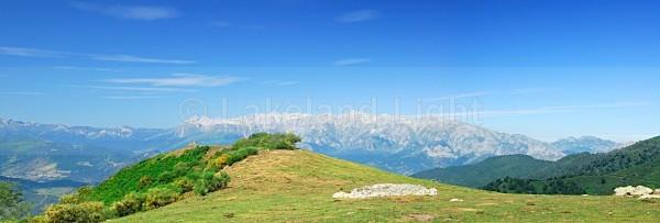 Hermita Panorama - Picos de Europa, Spain