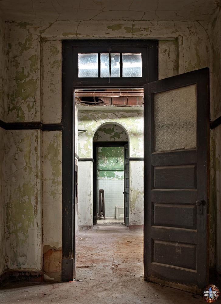 Ellis Island Immigrant Hospital | Nesting Doorways - Ellis Island Immigrant Hospital