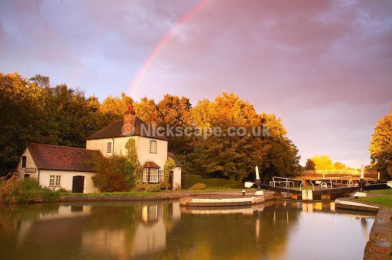 Lock Cottage   Lower Hatton Locks   Warwickshire Canal and Waterway Photography