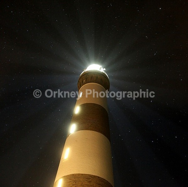 North Ronaldsay Lighthouse 3088 - Orkney Images