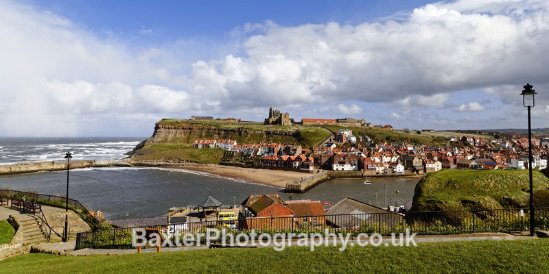 Whitby (From The Whale Bone Arch) - Whitby