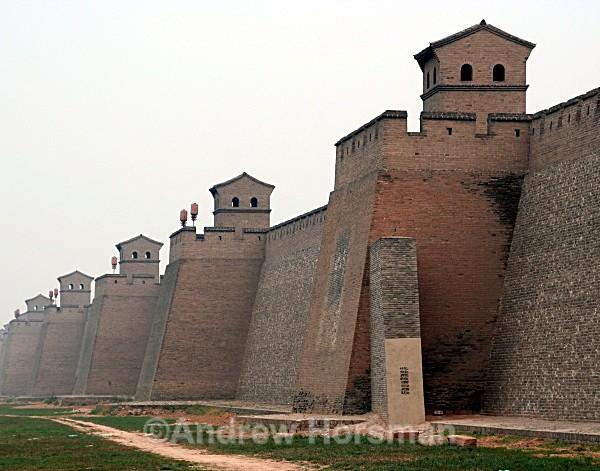 City Wall - Travel 1