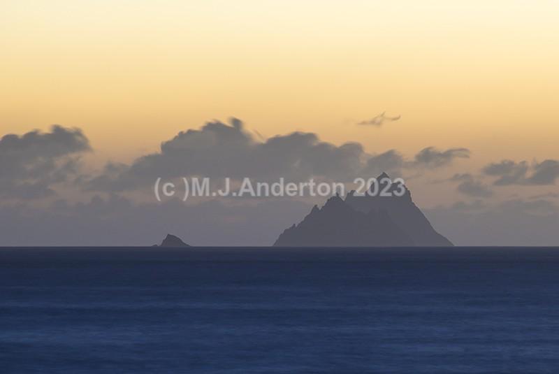 Skellig Islands - Co.Kerry