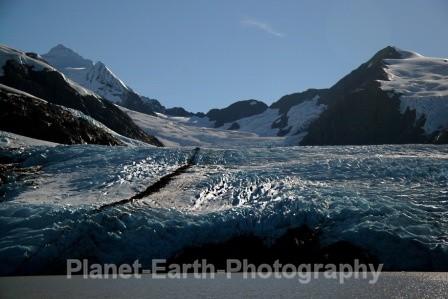 Portage Glacier 1 - Alaska & Canada