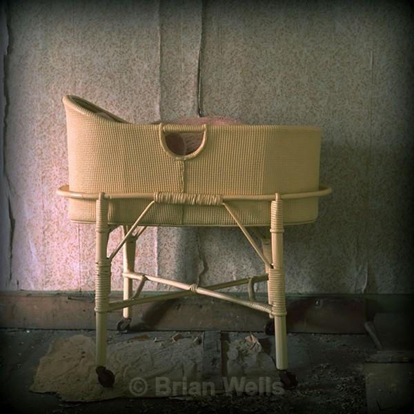 Baby's Crib - 'Stanley's Farmhouse'