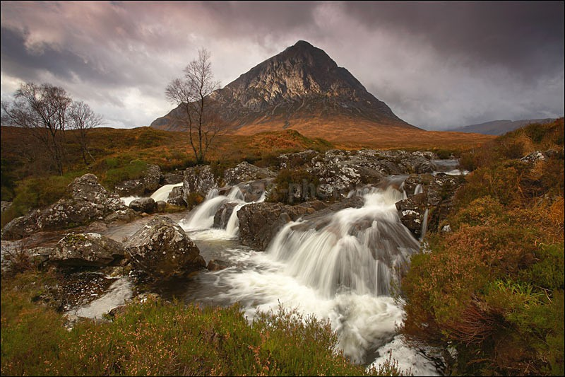 Buachaille Etive Mor - Photographs of Scotland