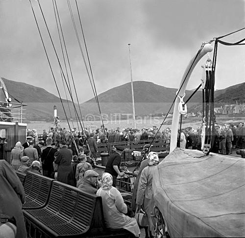 Lochranza Arran. - Archive.