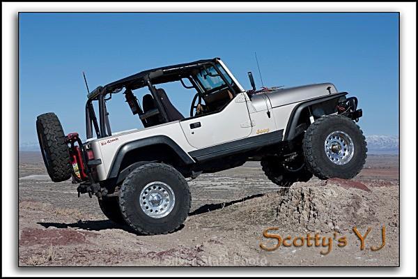 Scotty's Jeep - 'Variety'
