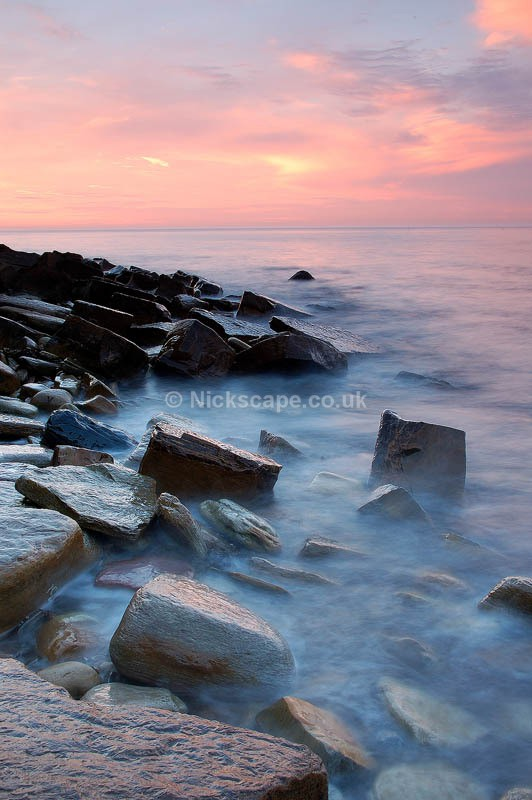 Hartley Cove - Seaton Sluice - Northumberland