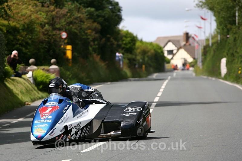 John Holden, Andrew Winkle - Side Car Race 2