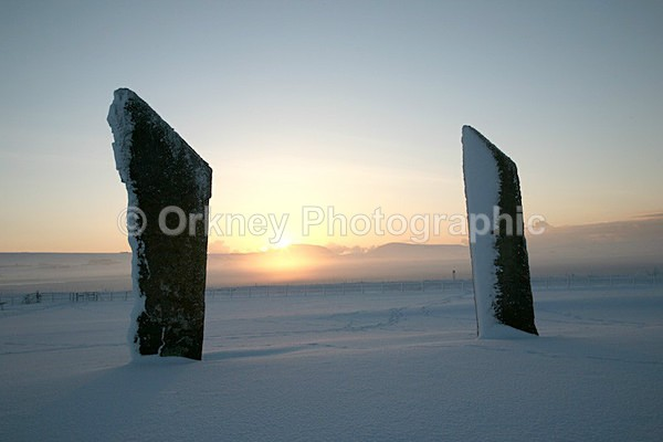 Stenness Stones - Orkney Images