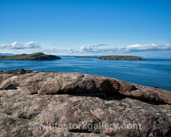 Views of Summer Isles - Scottish Highlands