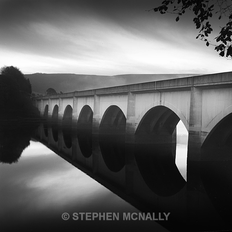 Ladybower bridge - Images made on Film