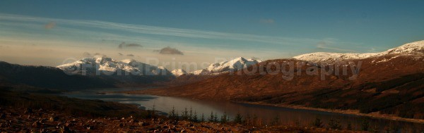 Loch Loyne 2 - Landscapes and Seascapes