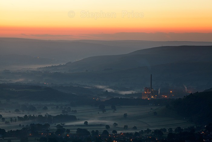 Hope Valley Cement Works | Landmark in Castleton