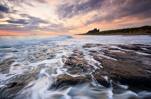 Bamburgh Dawn - Coast