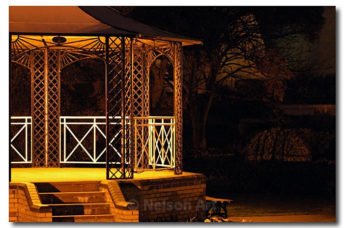 Bandstand - Architecture